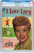 Golden Age (1938-1955):Miscellaneous, Four Color #535 I Love Lucy (Dell, 1954) CGC NM- 9.2 Off-white to white pages....