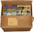 Bronze Age (1970-1979):Cartoon Character, Casper Halloween Trick or Treat #1 Distributor's Box (Harvey,1976)....