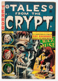 Golden Age (1938-1955):Horror, Tales From the Crypt #34 (EC, 1953) Condition: VG+....