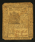 Colonial Notes:Delaware, Delaware May 1, 1777 10s Very Good.. ...