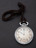 Timepieces:Pocket (post 1900), South Bend 21 Jewel Studebaker Pocket Watch. ...