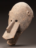 Tribal Art, A BAMANA MASK ...