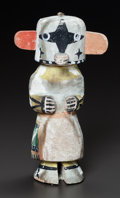 American Indian Art:Kachina Dolls, A HOPI COTTONWOOD KACHINA . c....