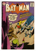 Silver Age (1956-1969):Superhero, Batman #117 (DC, 1958) Condition: FN. Curt Swan cover. Sheldon Moldoff art. Overstreet 2006 FN 6.0 value = $120....