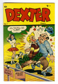 Golden Age (1938-1955):Humor, Dexter Comics #1 Mile High pedigree (Dearfield, 1948) Condition: NM-. Overstreet 2006 NM- 9.2 value = $100. From the Colle...