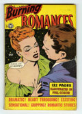 Golden Age (1938-1955):Romance, Fox Giants - Burning Romances #nn (Fox Features Syndicate, 1949) Condition: FN. 132 pages. Overstreet 2006 FN 6.0 value = $1...