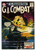 Silver Age (1956-1969):War, G.I. Combat #104 (DC, 1964) Condition: VF. Joe Kubert cover and art. Grey tone cover. Overstreet 2006 VF 8.0 value = $63....