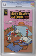 Modern Age (1980-Present):Cartoon Character, Huey, Dewey, and Louie Junior Woodchucks #78 File Copy (Whitman, 1983) CGC NM+ 9.6 White pages. Distributed in multi-packs o...