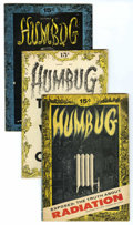 Silver Age (1956-1969):Alternative/Underground, Humbug Group (Humbug, 1957-58) Condition: Average VG/FN. Lotconsists of #1 (Wally Wood art), #2 (2 copies), #3 (2 copies), ...(Total: 11 Comic Books)