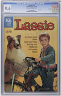 Silver Age (1956-1969):Adventure, Lassie #51 File Copy (Dell, 1960) CGC NM+ 9.6 Off-white to white pages. Photo cover. Currently, tied for the highest CGC gra...