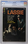 Silver Age (1956-1969):Adventure, Lassie #68 File Copy (Gold Key, 1967) CGC NM- 9.2 Off-white to white pages. Photo cover. Back cover photo pin-up. Overstreet...