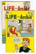 Silver Age (1956-1969):Humor, Life With Archie #21 and 22 Group (Archie, 1963) Condition: Average VF/NM. Contains #21 and 22. Approximate Overstreet value... (Total: 2 Comic Books)