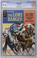 Silver Age (1956-1969):Adventure, Lone Ranger #2 File Copy (Gold Key, 1965) CGC NM 9.4 Off-white pages. Painted cover. Back cover pin-up. Overstreet 2006 NM- ...