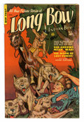 Golden Age (1938-1955):Western, Long Bow #3 Mile High pedigree (Fiction House, 1951) Condition: NM. Maurice Whitman cover. Overstreet 2006 NM- 9.2 value = $...