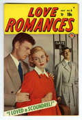 Golden Age (1938-1955):Romance, Love Romances #6 Mile High pedigree (Marvel, 1949) Condition: NM-.Photo cover. Overstreet 2006 NM- 9.2 value = $180. From...