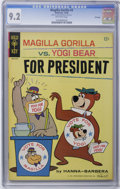 Silver Age (1956-1969):Cartoon Character, Magilla Gorilla #3 File Copy (Gold Key, 1964) CGC NM- 9.2 Off-white pages. Yogi the Bear appearance. Overstreet 2006 NM- 9.2...