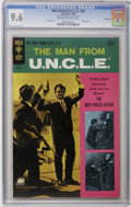 Silver Age (1956-1969):Adventure, Man from U.N.C.L.E. #20 File Copy (Gold Key, 1968) CGC NM+ 9.6 Off-white to white pages. CGC hasn't awarded a higher grade f...