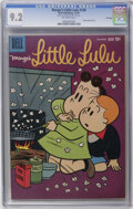 Silver Age (1956-1969):Humor, Marge's Little Lulu #138 File Copy (Dell, 1959) CGC NM- 9.2 Off-white pages. Tubby backup story. Overstreet 2006 NM- 9.2 val...