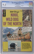 Silver Age (1956-1969):Adventure, Movie Comics - Nikki, Wild Dog of the North #nn File Copy (Gold Key, 1964) CGC NM- 9.2 Off-white to white pages. Overstreet ...