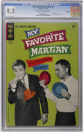 Silver Age (1956-1969):Humor, My Favorite Martian #6 File Copy (Gold Key, 1965) CGC NM- 9.2 Off-white to white pages. Photo cover. Back cover photo pin-up...