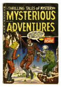 """Golden Age (1938-1955):Adventure, Mysterious Adventures #22 (Story Comics, 1954) Condition: VG. Contains a """"Cinderella"""" parody. Overstreet 2006 VG 4.0 value =..."""