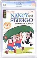 Silver Age (1956-1969):Humor, Nancy and Sluggo #192 File Copy (Gold Key, 1963) CGC NM 9.4 Off-white to white pages. A wonderful copy. Highest grade yet as...