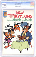 Silver Age (1956-1969):Cartoon Character, New Terrytoons #7 File Copy (Dell, 1962) CGC NM/MT 9.8 Off-white to white pages. A fantastic copy, highest grade yet assigne...