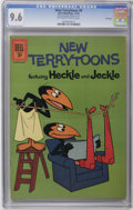 Silver Age (1956-1969):Cartoon Character, New Terrytoons #8 File Copy (Dell, 1962) CGC NM+ 9.6 Off-white to white pages. Overstreet 2006 NM- 9.2 value = $35. CGC cens...