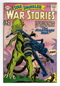 Star Spangled War Stories #106 (DC, 1963) Condition: VF/NM. Dinosaur issue. Overstreet 2006 VF/NM 9.0 value = $118; NM-...