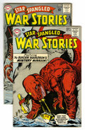 Silver Age (1956-1969):War, Star Spangled War Stories #107 and 110 Group (DC, 1963) Condition: Average FN/VF. Contains #107 and 110. Both are dinosaur i... (Total: 2 Comic Books)