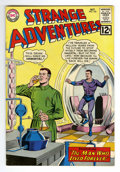 Silver Age (1956-1969):Science Fiction, Strange Adventures #145 (DC, 1962) Condition: VF-. Murphy Anderson and Carmine Infantino art. Overstreet 2006 VF 8.0 value =...