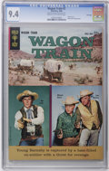 Silver Age (1956-1969):Western, Wagon Train #2 File Copy (Gold Key, 1964) CGC NM 9.4 Cream to off-white pages. Photo cover. Back cover photo pin-up. Overstr...