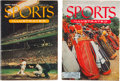 Baseball Collectibles:Publications, 1954 Sports Illustrated First and Second Issues....