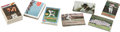 Baseball Cards:Sets, 1977-1985 Topps Cloth Stickers & Chicago Cubs Sets Collection (6)...