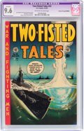 Golden Age (1938-1955):War, Two-Fisted Tales #32 Gaines File pedigree 2/9 - Trimmed (EC, 1953)CGC Apparent NM+ 9.6 Off-white to white pages....