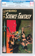 Golden Age (1938-1955):Science Fiction, Weird Science-Fantasy #29 (EC, 1955) CGC FN 6.0 Cream to off-whitepages....