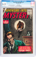 Silver Age (1956-1969):Horror, Adventure Into Mystery #1 (Atlas, 1956) CGC FN+ 6.5 White pages....