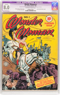 Golden Age (1938-1955):Superhero, Wonder Woman #1 (DC, 1942) CGC Apparent VF 8.0 Extensive (P) Off-white to white pages....