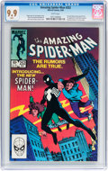 Modern Age (1980-Present):Superhero, The Amazing Spider-Man #252 (Marvel, 1984) CGC MT 9.9 Whitepages....