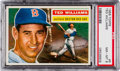 Baseball Cards:Singles (1950-1959), 1956 Topps Ted Williams #5 PSA NM-MT 8....