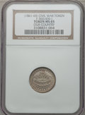 Civil War Patriotics, (1861-65) Our Country MS65 NGC. Fuld-360/436j, R.8....