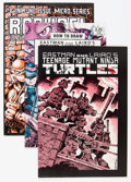 Modern Age (1980-Present):Superhero, Teenage Mutant Ninja Turtles-Related Group (Mirage Studios,1984-85) Condition: Average NM-.... (Total: 13 Comic Books)