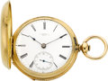 Timepieces:Pocket (pre 1900) , E. Howard & Co. Boston Rare Gold Original Case Series I KeyWind, No. 1059. ...