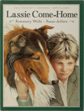 Books:Children's Books, Susan Jeffers [illustrator]. Rosemary Wells. SIGNED. LassieCome-Home. Henry Holt, 1995. First thus, first printing....