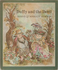 Books:Children's Books, Harve and Margot Zemach. INSCRIBED. Duffy and the Devil.Farrar, Straus and Giroux, 1974. Second printing. Signed ...