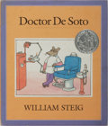 Books:Children's Books, William Steig. INSCRIBED. Doctor De Soto. Farrar, Straus andGiroux, 1983. Second printing. Signed and inscribed b...