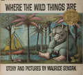 Books:Children's Books, Maurice Sendak. INSCRIBED. Where the Wild Things Are. Harper& Row, ca. 1980. Later printing. Signed and inscr...