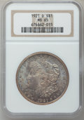Morgan Dollars: , 1921-D $1 MS65 NGC. NGC Census: (1947/264). PCGS Population(1491/244). Mintage: 20,345,000. Numismedia Wsl. Price for prob...