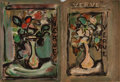 Books:Prints & Leaves, [Verve]. George Rouault. Group of Two Color Lithographs Taken fromVerve, Vol. 1, No. 4. Jan.-March, 1939. Inclu...