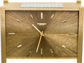Timepieces:Clocks, Patek Philippe Solar Clock, circa 1963. ...